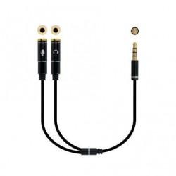 Cable Adaptador Audio Jack...
