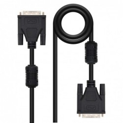 Cable Dvi Dual Link 24+1,...