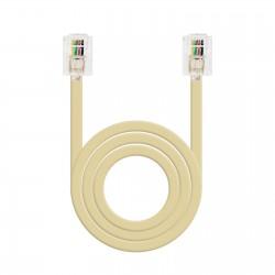Cable De Telefono 6P4C,...