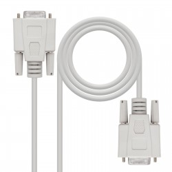 Cable Serie Null Modem,...